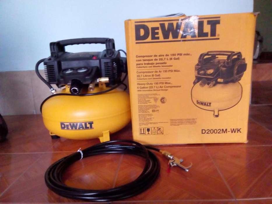Compresor DeWalt