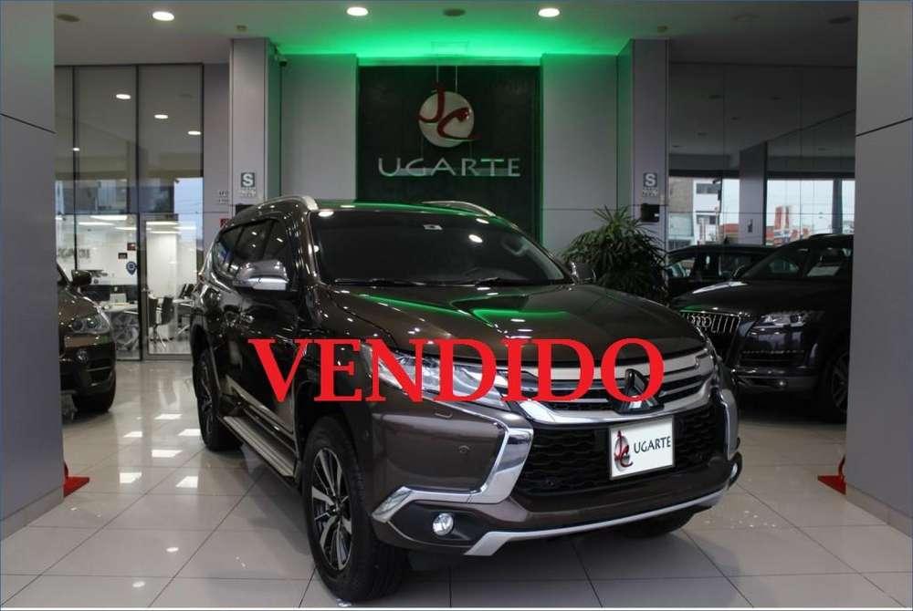 Mitsubishi Montero 2017 - 23464 km
