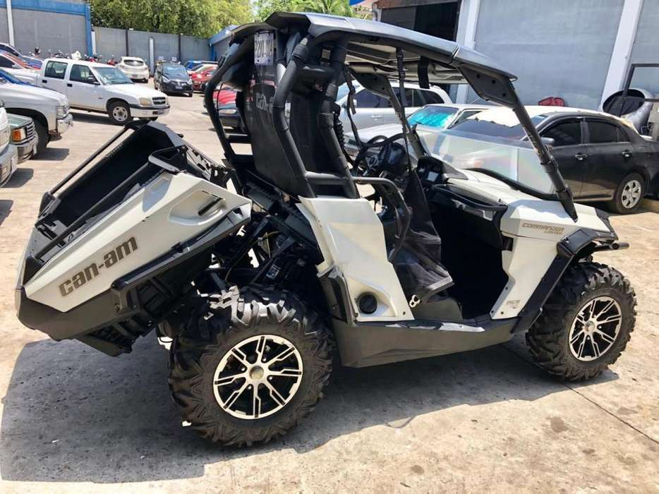 can am commader 2013 1,0000cc