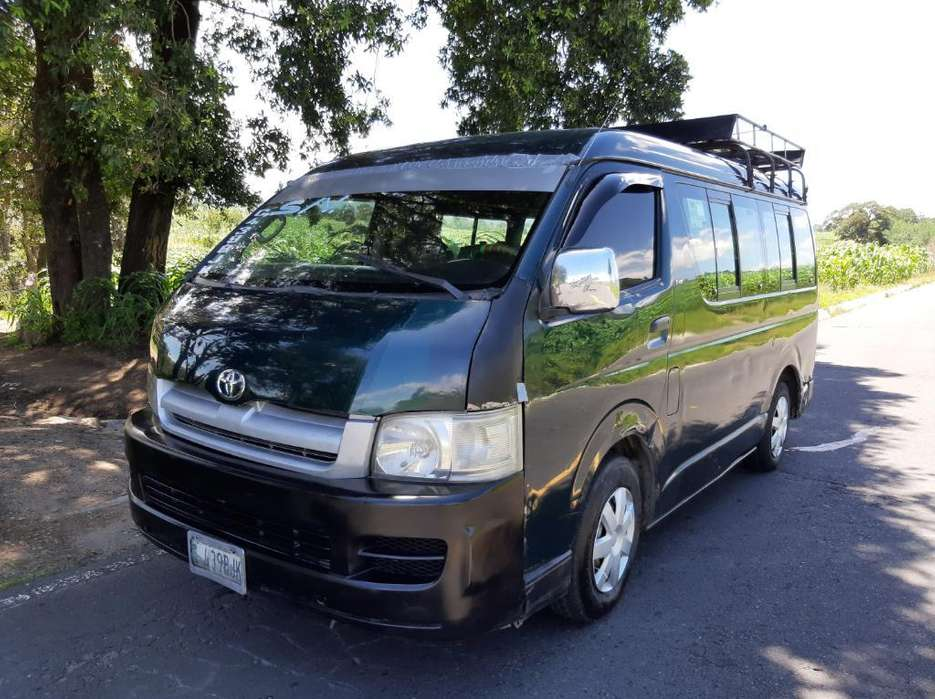 Ganga Remato Hiace 2007 2kd Turbo