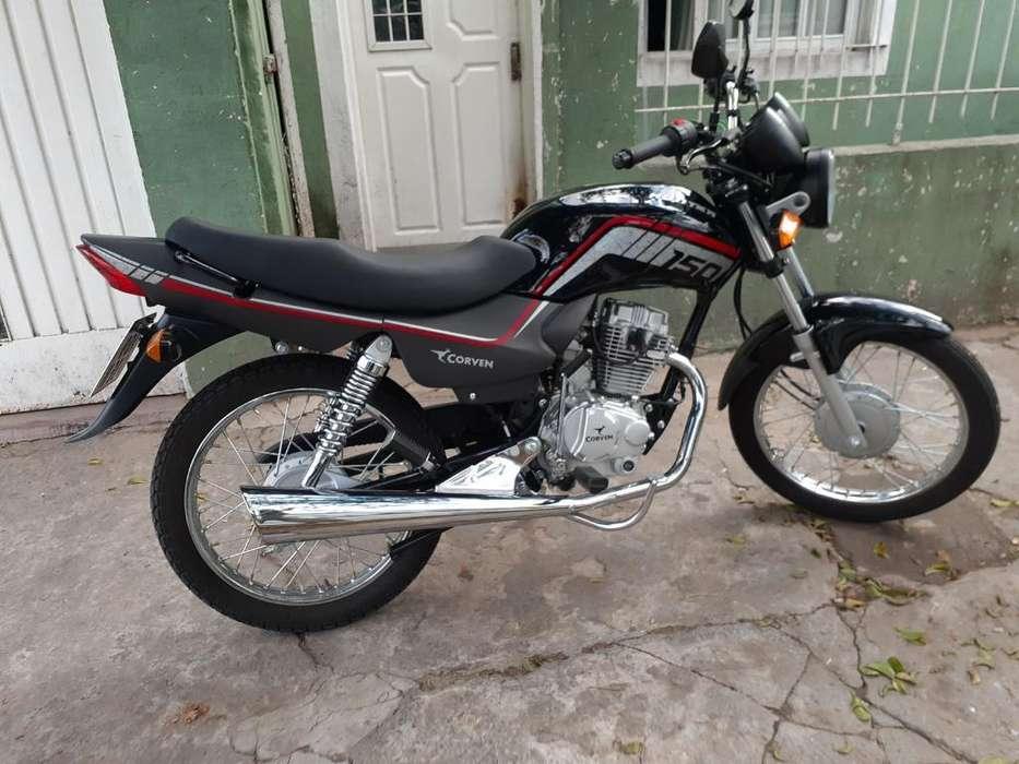 Moto Corven Hunter 150 Como Nueva