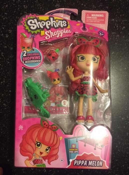 Shopkins Pippa Melon Original