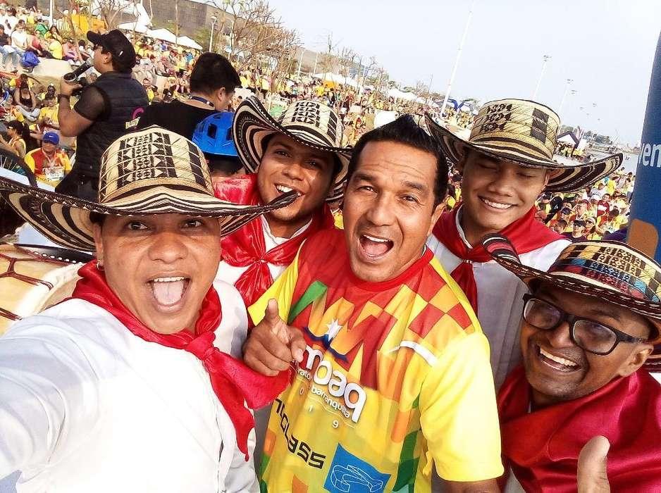 Grupo de Millo Fusion en Barranquilla
