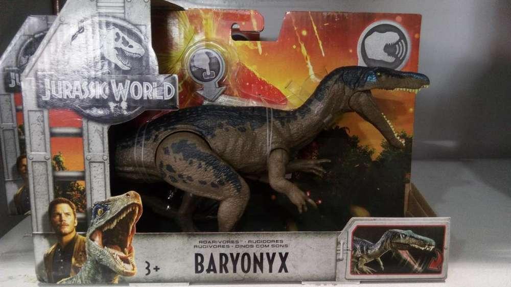Dinosaurio Baryonyx Jurassic World Mattel