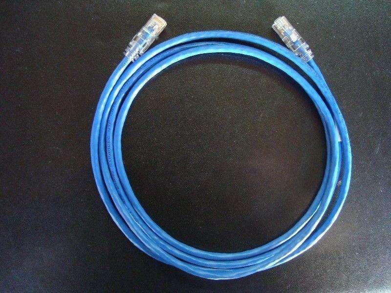 Patchcord Cable UTP Cat6e Marca PANDUIT 2.10 m Entrega GRATIS!*