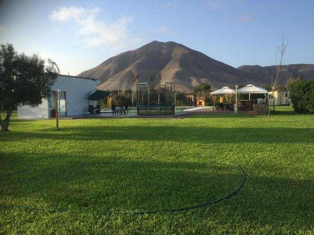 Se Vende Casa de Campo 6,089.95, en Condominio El Olivar Km 60 Pan. Sur Pucusana.ID113046