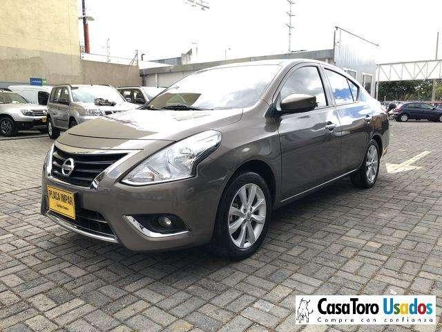 Nissan Versa 2016 - 55670 km