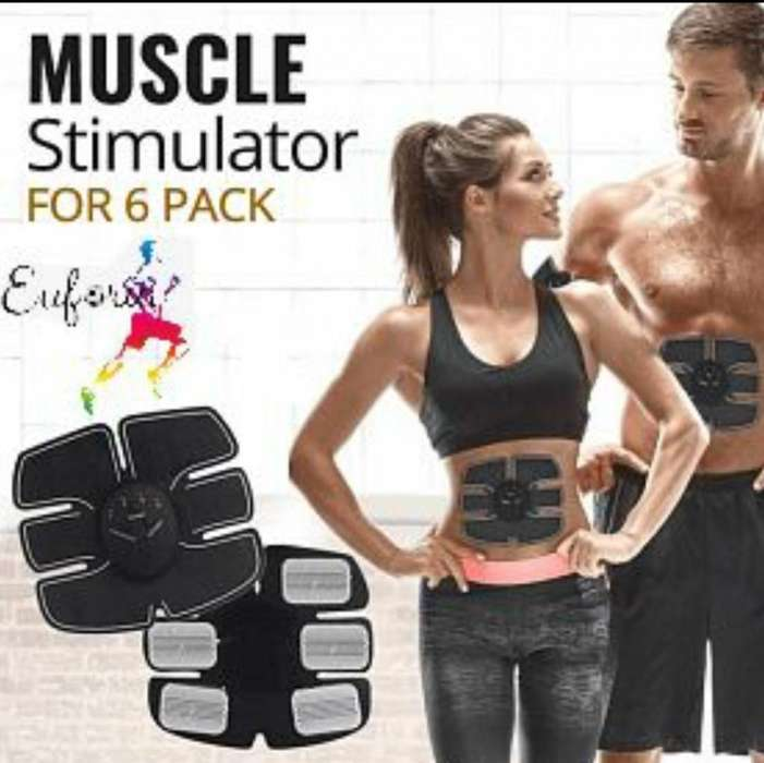 ELECTRODOS PARA ABDOMEN EMS SIX PACK MOBILE-GYM