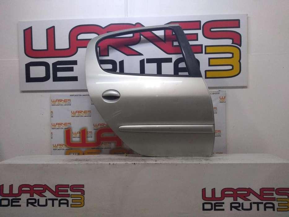 Puerta Trasera Derecha Peugeot 206 207 02883035