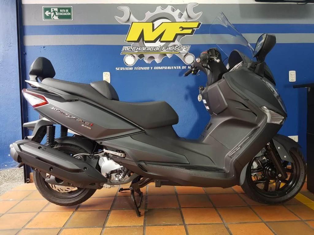 SYM JOYMAX 300 MODELO 2020 PERFECTO ESTADO, NUEVA