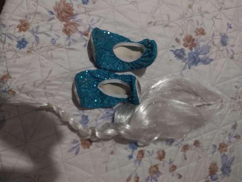Vendo Disfraz de Elsa