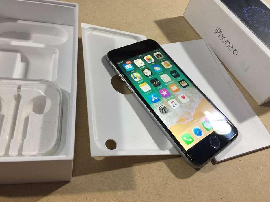 Vendo iPhone 6 32 Gb Libre