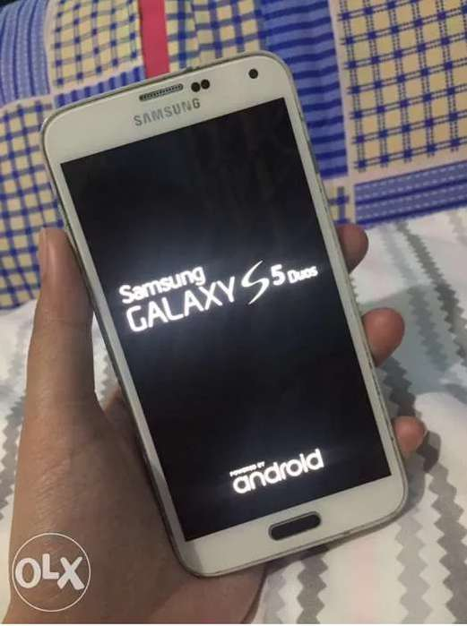 Vendo o Cambio Samsung s5 duos libre huawei htc sony xiaomi
