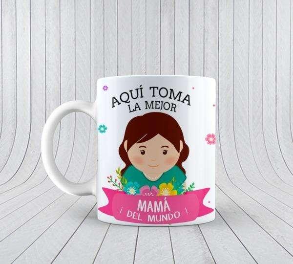 Tazas para Mamá