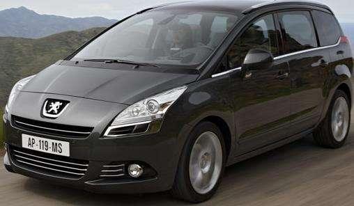 Peugeot 5008 09 a 15. Manual de Propietario Completo