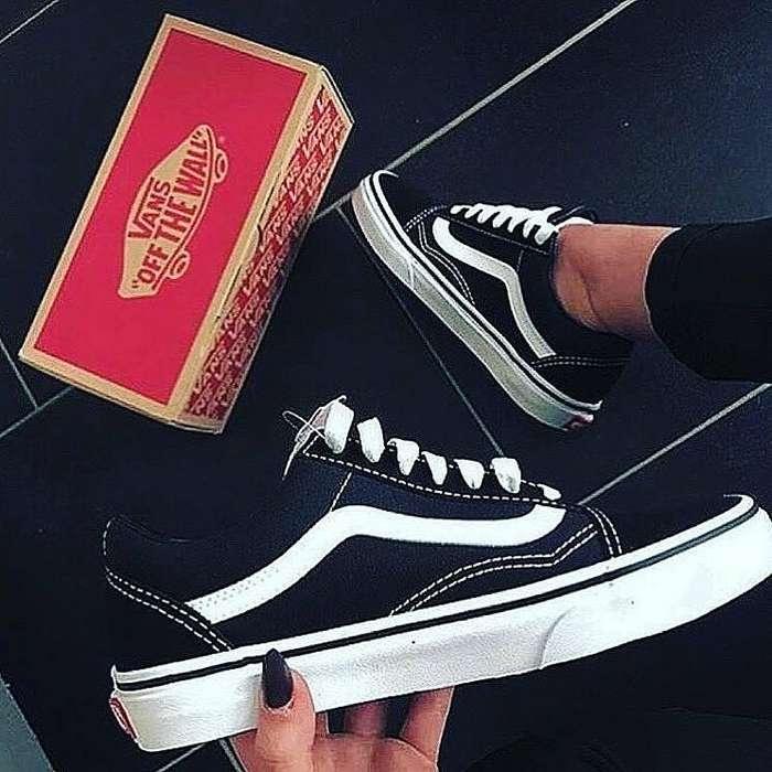 Zapatos Vans Originales de remate