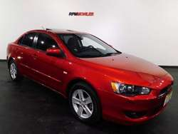 Mitsubishi Lancer 2.0 Gls 154cv At 2009 Rpm Moviles