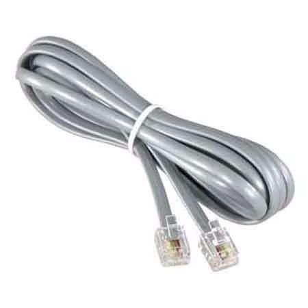 Cable de teléfono 1 metro