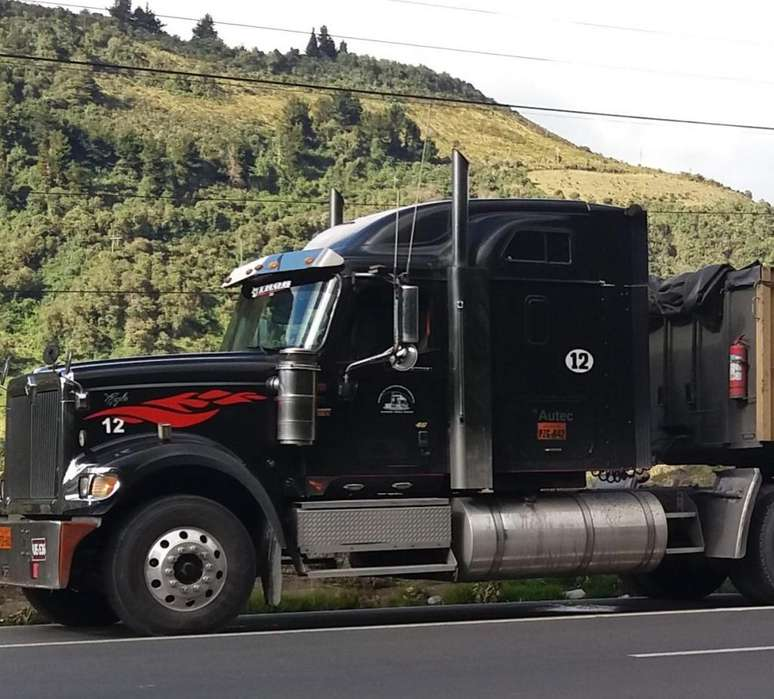 TRAILER CABEZAL INTERNACIONAL KENWORTH