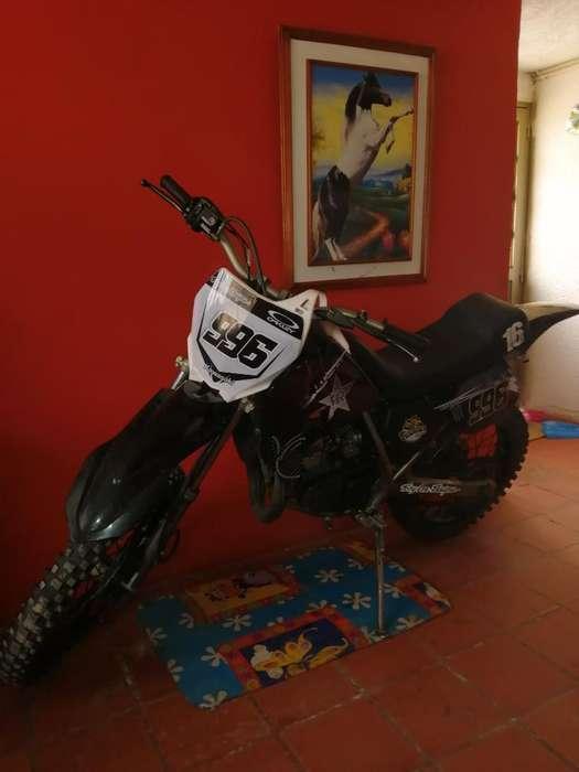 Vendo Kmx 125 Arreglada para Moto Cross