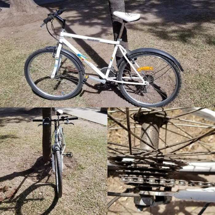 Vendo Urgente Bicicleta Tipo Mtbk