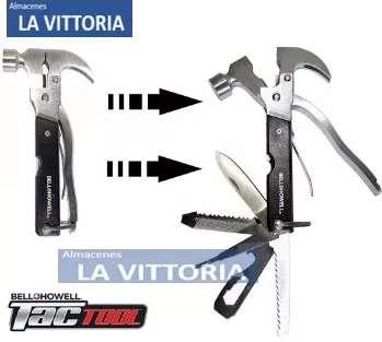 Martillo con Varios <strong>accesorios</strong>