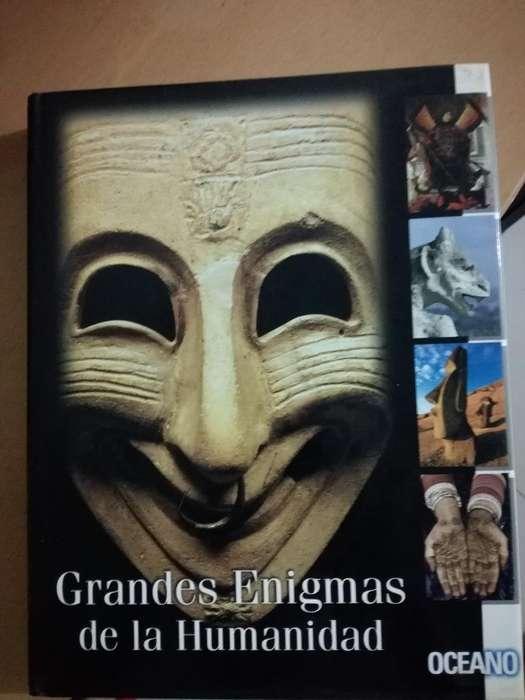 Libro Grandes Enigmas de La Humanidad