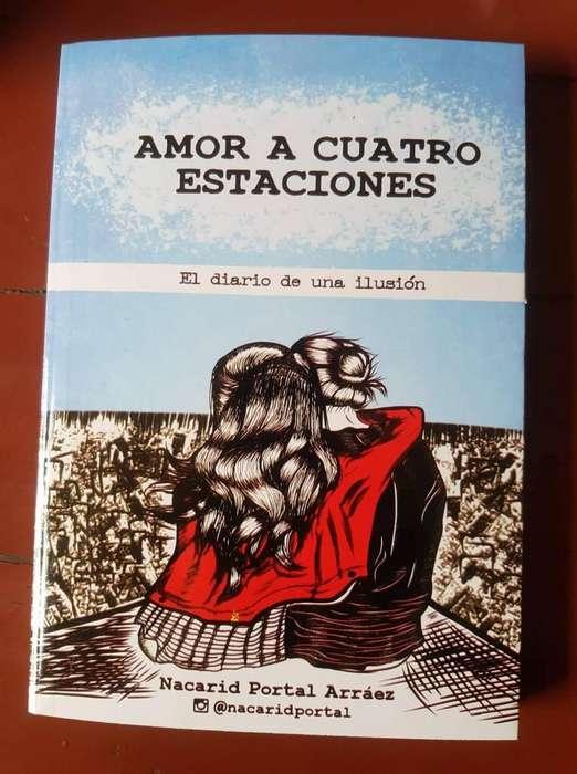 Libro Amor A Cuatro Estaciones Nacarid Portal