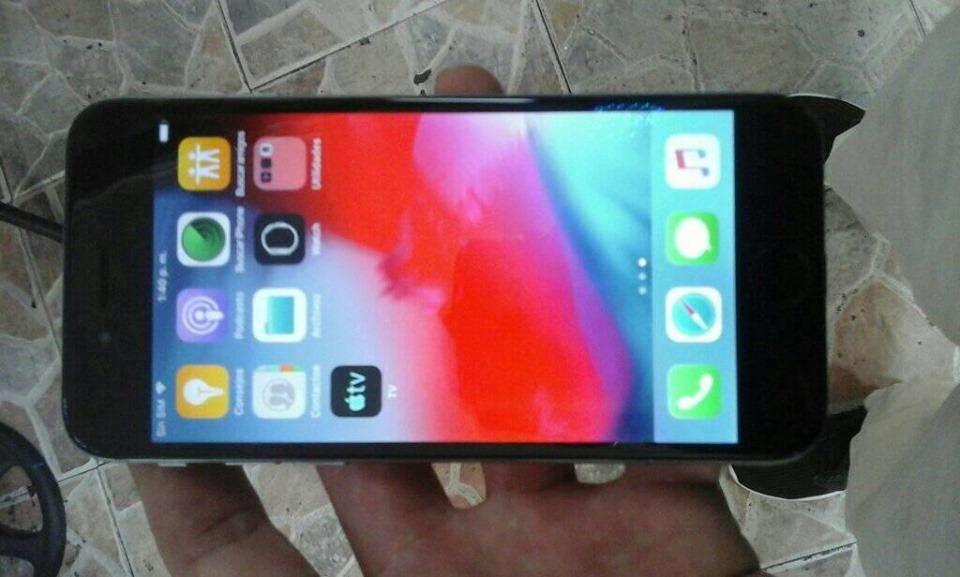 VendoCambio Iphone 6 con huella dañada