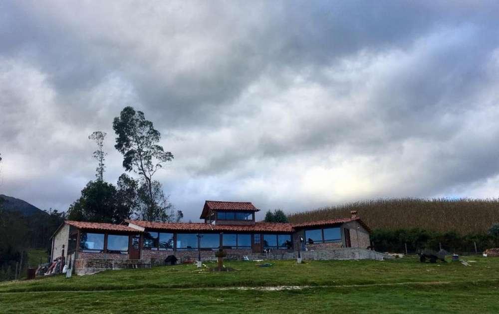 Cabaña el Cofre Casa y Campo