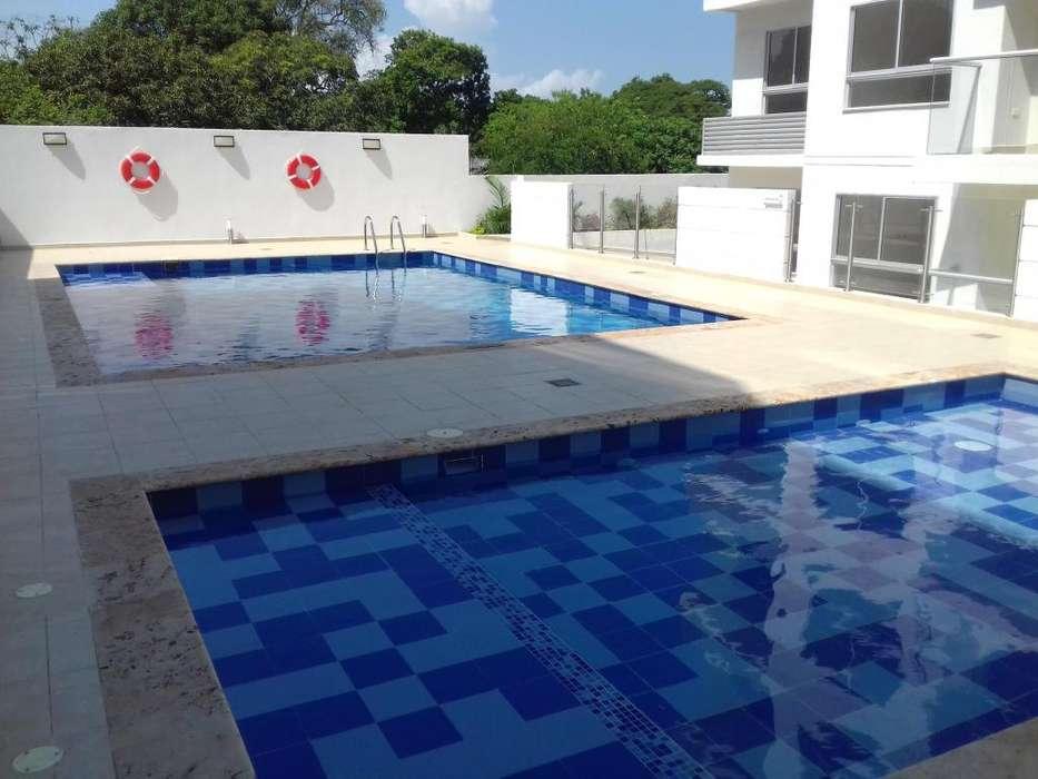 Arriendo apartamento 2 Alcobas Country Cartagena - wasi_1336741