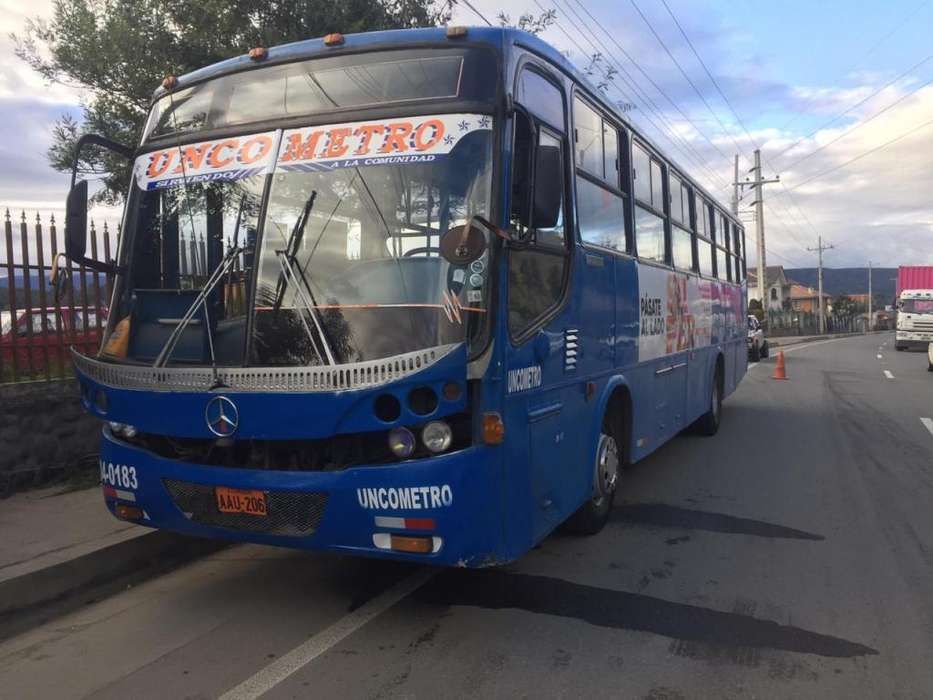Vendo Bonito Bus Mercedes Benz OF 17.21