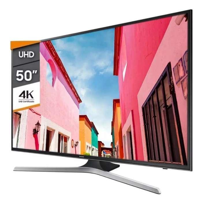 Smart Tv Samsung 50 Pulgadas 4k Oferta