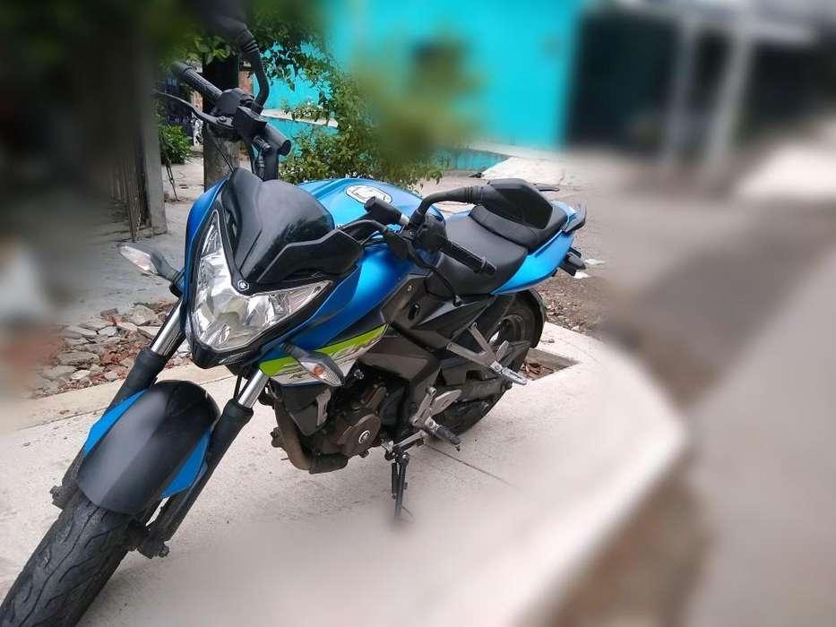 Moto Ns 2016 Vendo