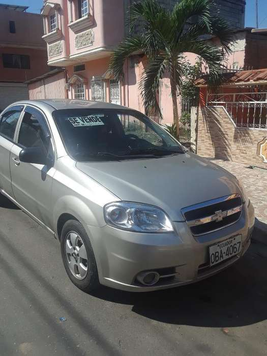 Chevrolet Aveo 2011 - 132226 km