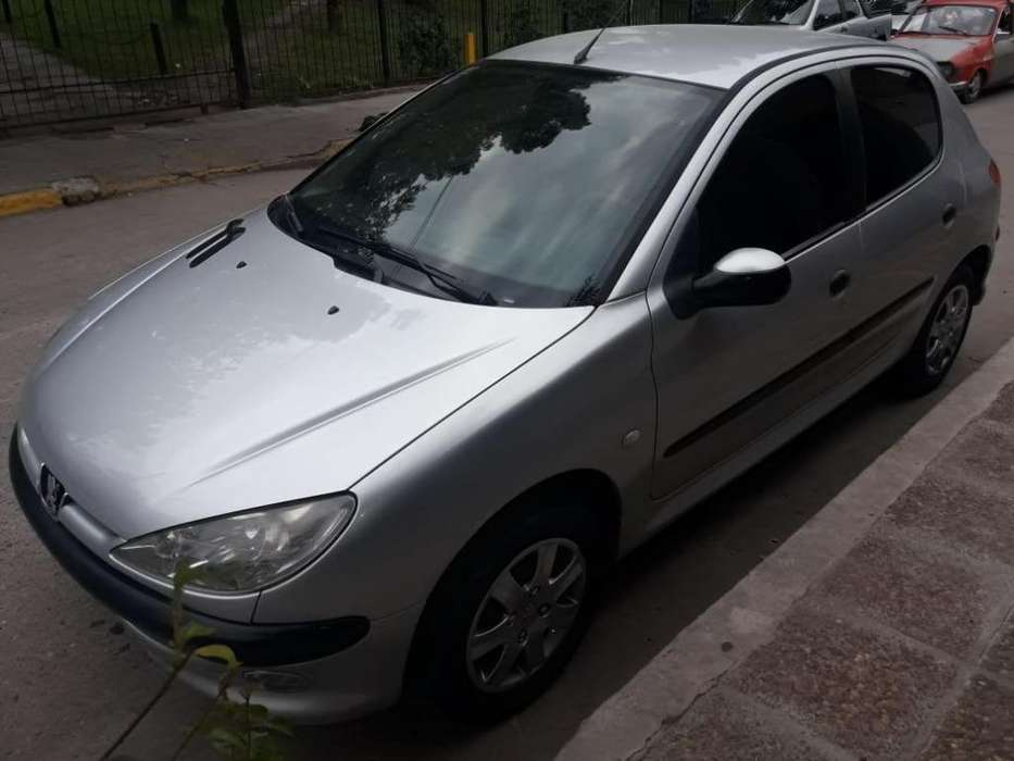 Peugeot 206 2004 - 120000 km