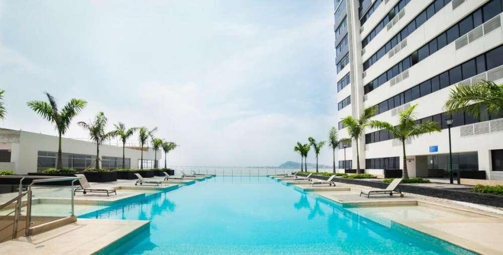 Rento Suite de lujo en Torres Bellini, Puerto Santa Ana tipo Resort