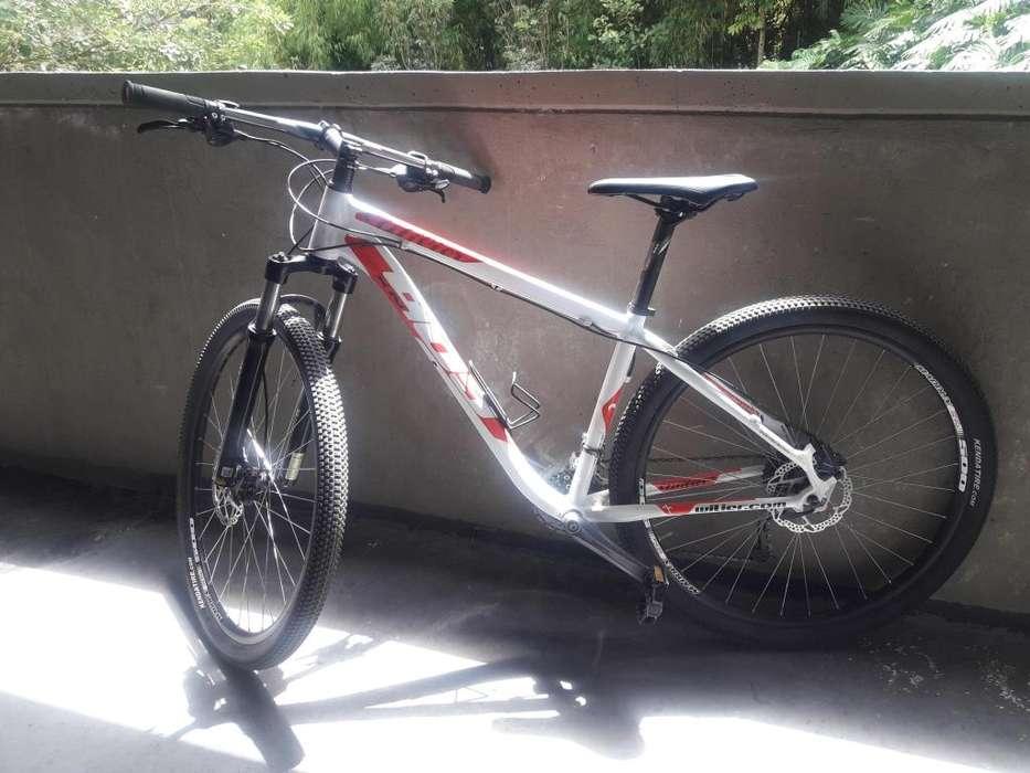 Bicicleta de montaa gangazoo
