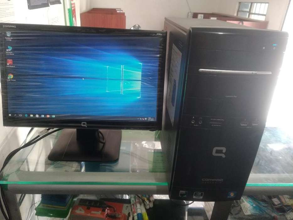 Pc Compaq, Amd Athlon X3 con Wifi