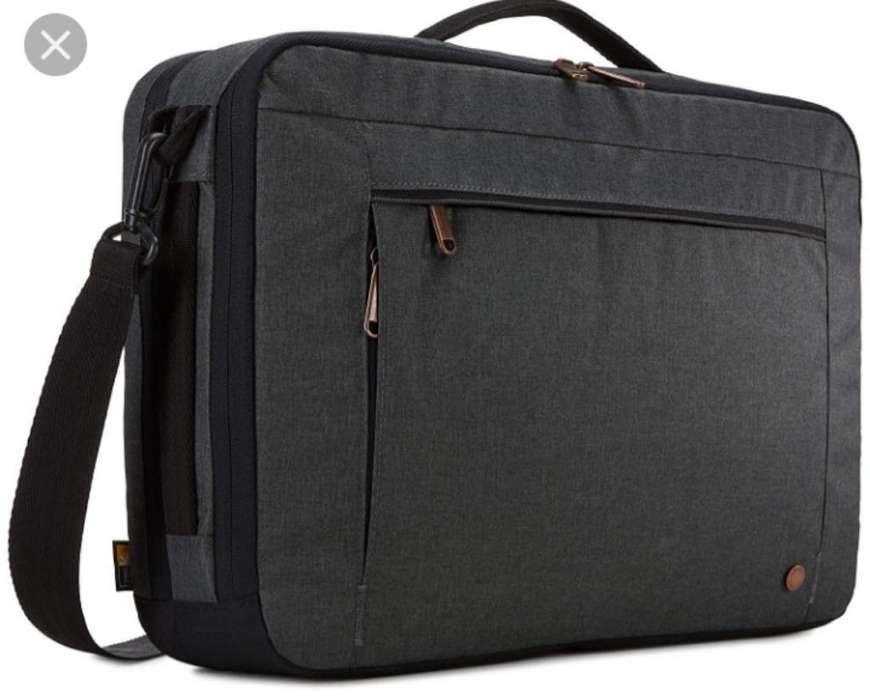 Maleta Mochila Case Logic Laptop 15.6 Pu