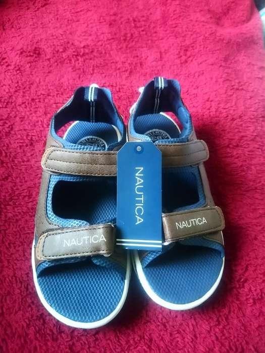 Zapatillas de Niño Nautica