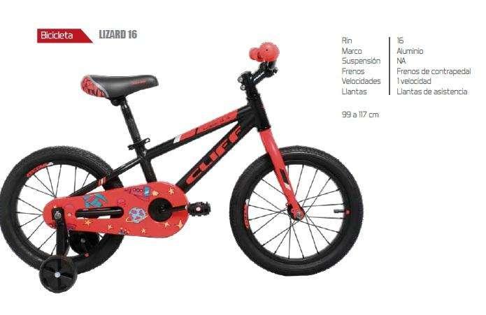 Bicicletas Pasto-Rin 16