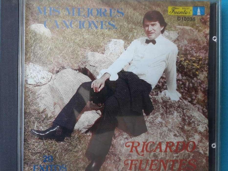 Ricardo Fuentes Mis Mejores Canciones