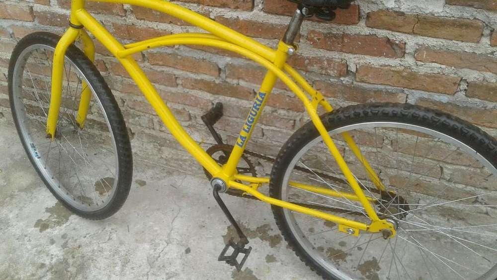 Bici Playera Anda de 10 en Perfecto Estd