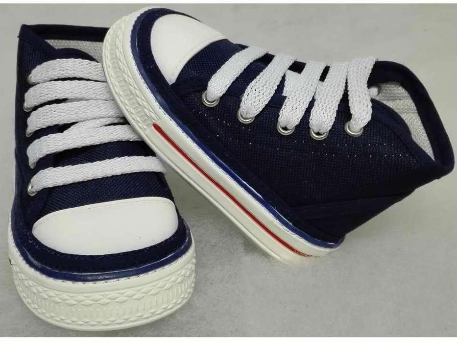 Zapatos para Bebés Caminadores Ref. 2012 Azul