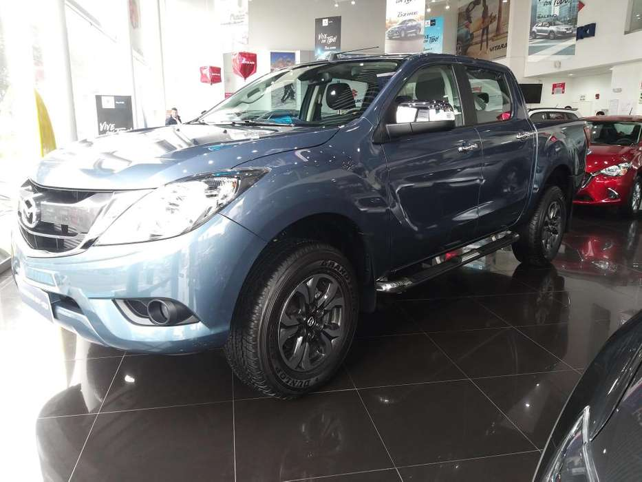 <strong>mazda</strong> Bt-50 2019 - 0 km