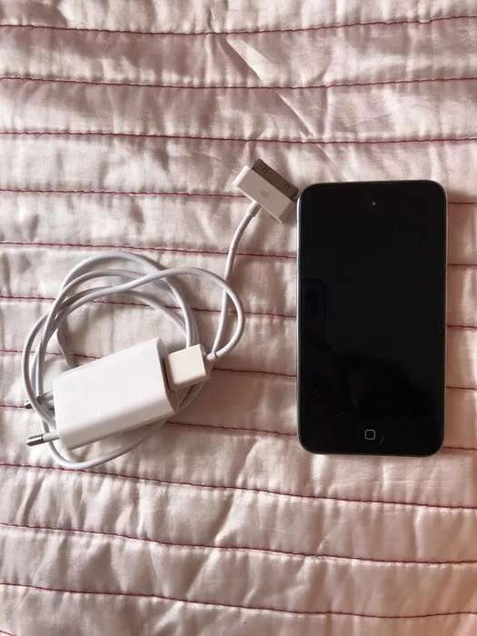 <strong>ipod</strong> Touch 4 Color Negro Cuarta Generacion