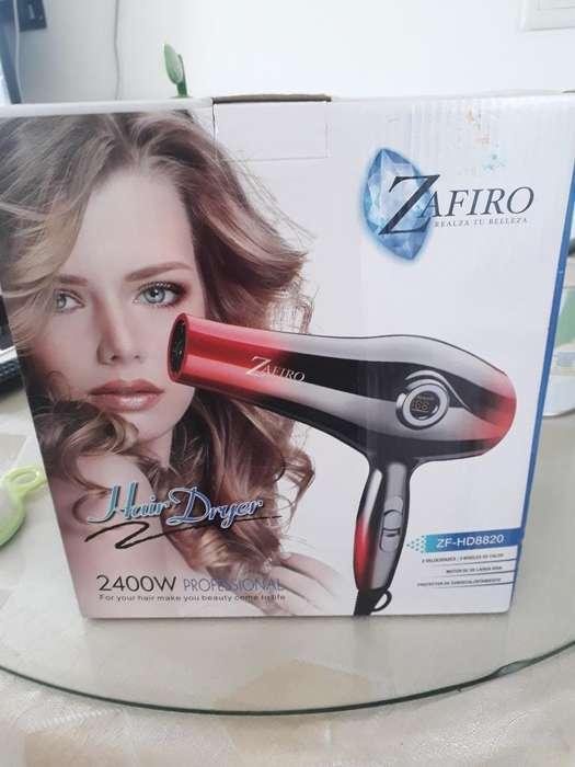 Secador Difusor Zafiro Hair Dryer