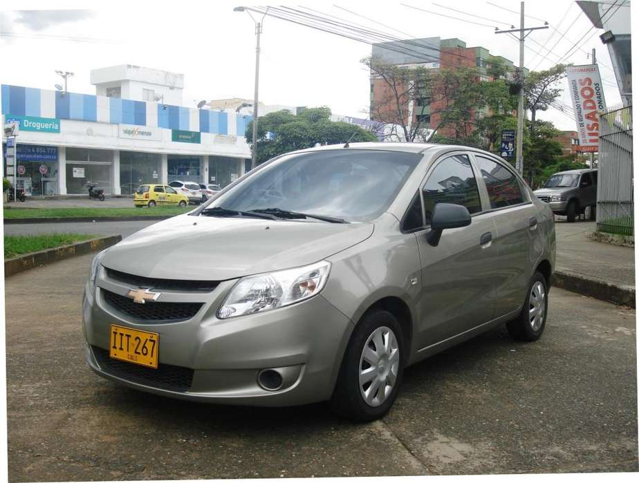 Chevrolet Sail 2016 - 32000 km