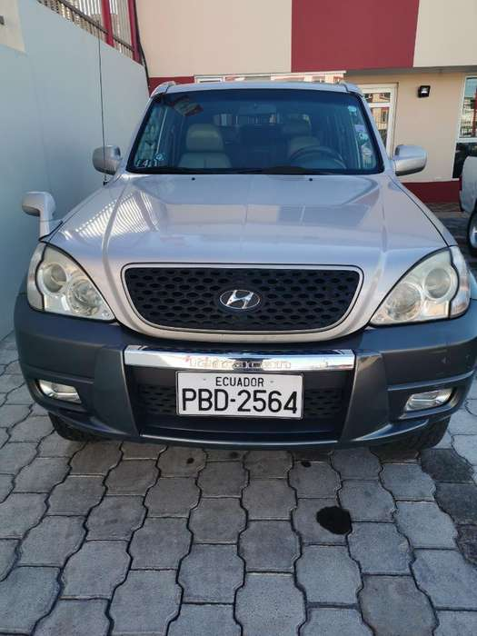 Hyundai Terracan  2006 - 230000 km